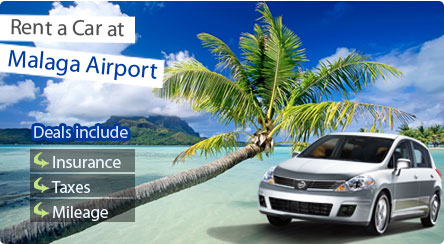 Rent a Car at Malaga Airport